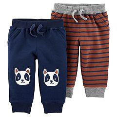Baby Boy Carter's French Terry Pants Set