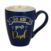 Enchante Go Ask Your Dad Mug