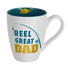 Enchante Reel Great Dad Mug