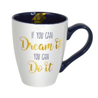 Enchante Dream It, Do It Grad Mug