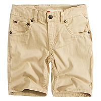 Boys 4-7x Levi's 511 Slim Fit Soft Brushed Shorts