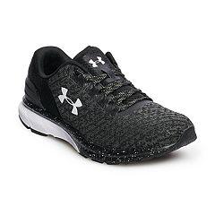 a60106201 Under Armour Charged Escape 2 Women's Running Shoes. Black Graphite White