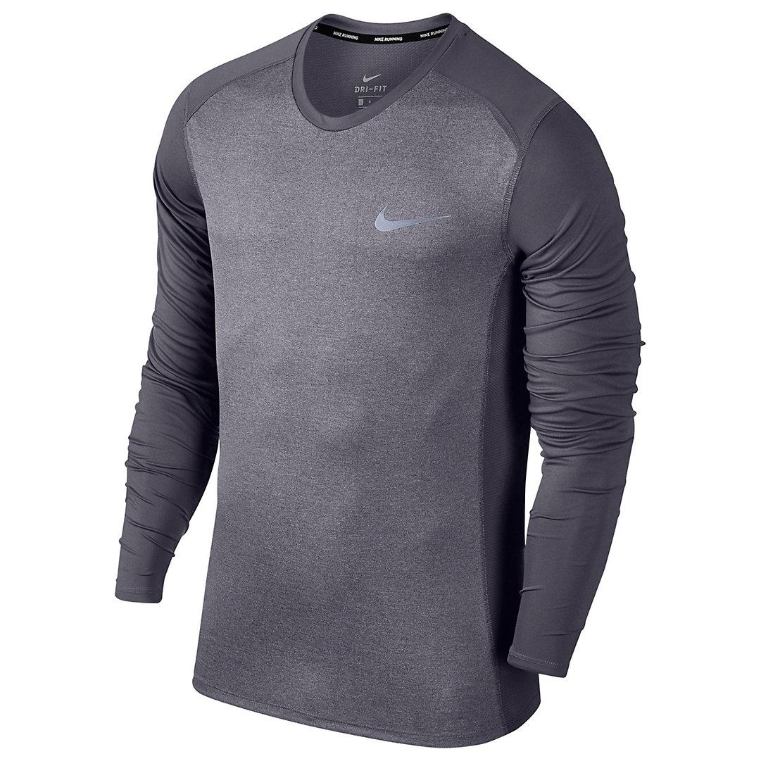 52dddf60 Men's Nike Miler Running Top | Kohls