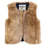 Baby Girl OshKosh B'gosh Faux-Fur Vest