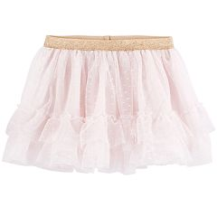 Baby Girl OshKosh B'gosh® Ruffled Tulle Skirt