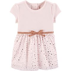 Baby Girl OshKosh B'gosh® Star Tulle Dress
