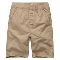Boys 4-7x Levi's Rip-Stop Pull-On Shorts