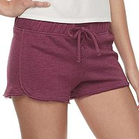 Juniors' SO® Lace-Up Shorts