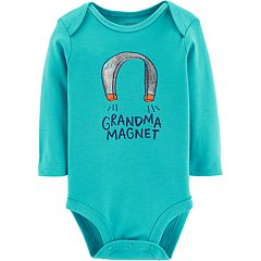 Baby Boy Carter's 'Grandma Magnet' Graphic Bodysuit