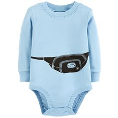 Baby Boy Carter's 'Little Dude' Fanny Pack Bodysuit