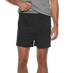 Big & Tall Hanes Classics 3-pack Knit Boxers