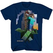 Boys 8-20 Minecraft Escape Tee
