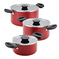 Farberware Neat Nest 6-pc. Saucepot Set