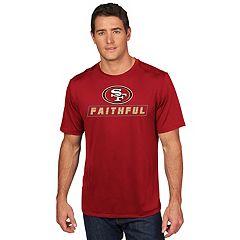 Men's Majestic San Francisco 49ers Edge Rush Tee
