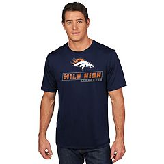 Men's Majestic Denver Broncos Edge Rush Tee