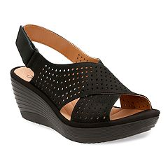 Clarks Reedly Variel Women's Ortholite Wedges