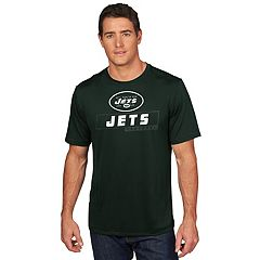 Men's Majestic New York Jets Edge Rush Tee