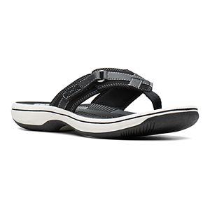 Clarks® Breeze Sea Cloudstepper Women's Flip Flop Sandals