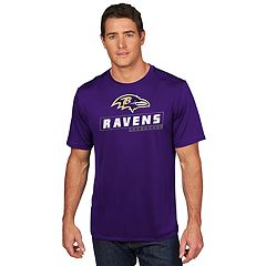 Men's Majestic Baltimore Ravens Edge Rush Tee