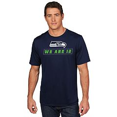 Men's Majestic Seattle Seahawks Edge Rush Tee