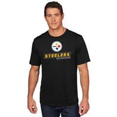Men's Majestic Pittsburgh Steelers Edge Rush Tee