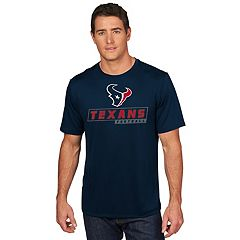 Men's Majestic Houston Texans Edge Rush Tee