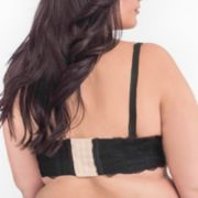 Maidenform 3-pack 5-hook Multicolored Bra Extenders M4507M