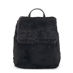 T-Shirt & Jeans Furry Backpack