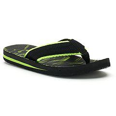 Boys 4-20 Tek Gear® Ombre Flip-Flops