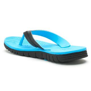 Boys 4-20 Tek Gear® Zipper Flip-Flops