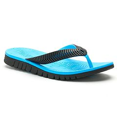 Boys 4-20 Tek Gear® Zipper Flip-Flops