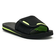 Boys 4-20 Tek Gear® Performance Slide Sandals