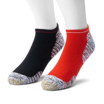 Men's GOLDTOE 2-pack Golf Sta-Cool XS Fairway Low-Cut Socks