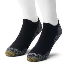 Men's GOLDTOE 2-pack Sta-Cool XS Double Eagle Tab No-Show Socks