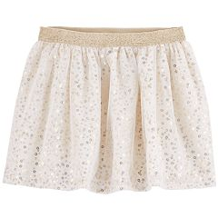 Toddler Girl OshKosh B'gosh® Sequin Tulle Skirt