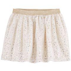 Toddler Girl OshKosh B'gosh® Sequin Tulle Skirt