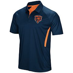 Men's Majestic Chicago Bears Game Day Club Polo