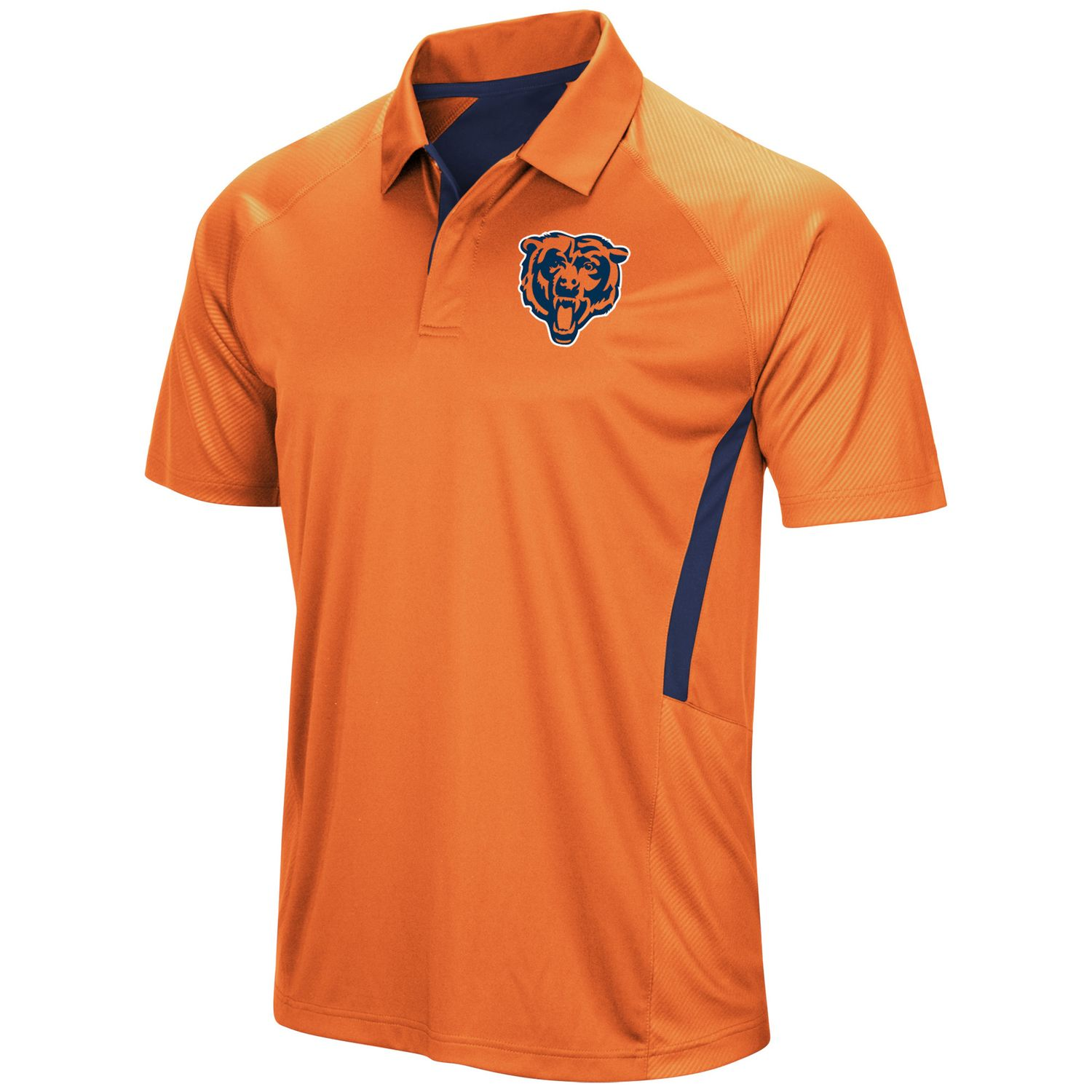 Menu0027s Majestic Chicago Bears Game Day Club Polo