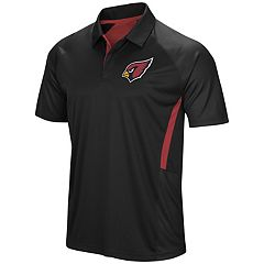 Men's Majestic Arizona Cardinals Game Day Club Polo