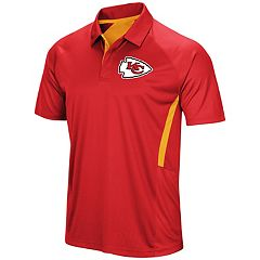 Men's Majestic Kansas City Chiefs Game Day Club Polo
