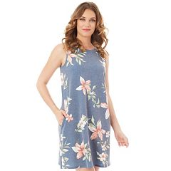 Women's Apt. 9® French Terry Swing Dress