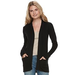 28f1670165 Women s SONOMA Goods for Life™ Ribbed Cardigan