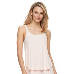 Women's Apt. 9® Lace Trim Tank