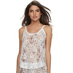 Women's Apt. 9® Lace Lingerie Sleep Tank