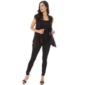Women's Apt. 9® Chevron Lace Cardigan