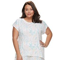 Plus Size Apt. 9® Bridal Graphic Tee