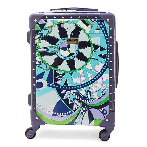 MacBeth Collection Sail Trunk Hardside Spinner Luggage