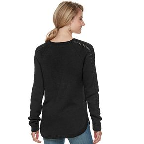 Women's SONOMA Goods for Life? Cable Knit Sweater