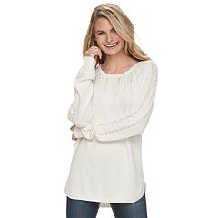 Women's SONOMA Goods for Life™ Cable Knit Sweater