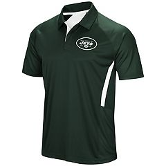 Men's Majestic New York Jets Game Day Club Polo